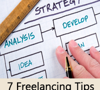 How Freelancers can easily work at home