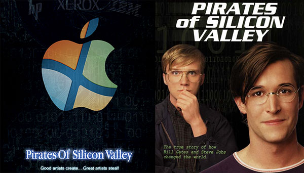 Best movies for Entrepreneur - Pirates of Silicon Valley