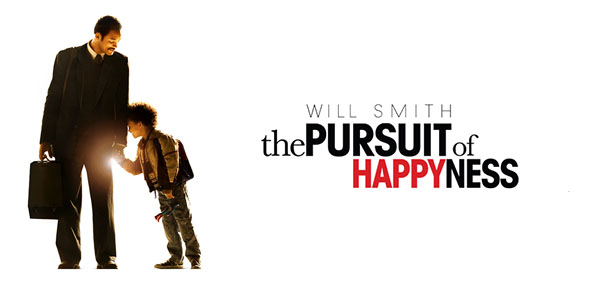 The Pursuit Of Happiness movie - for entreprenuer