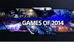 Best PlayStation 4 games of 2014