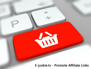 ejunkie promote affiliate links using E-Junkie