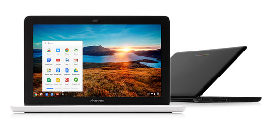 Google chrome book HP 11