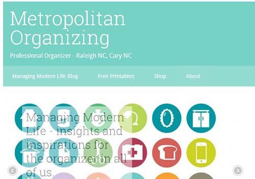 metro politan organizing media kit