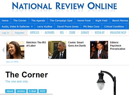 National Review Official Media Kit