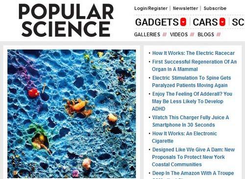 Popular Science Media Kit
