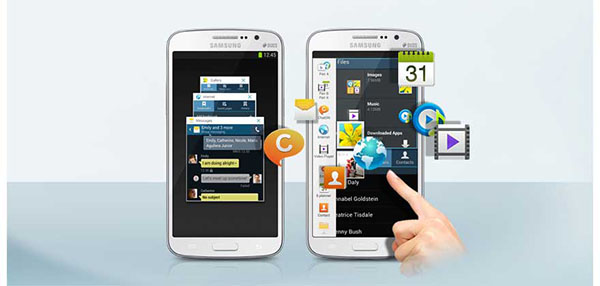 Samsung galaxy grand 2 first look