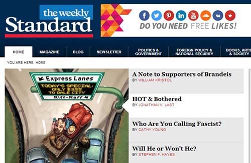 Weekly Standard Media Kit