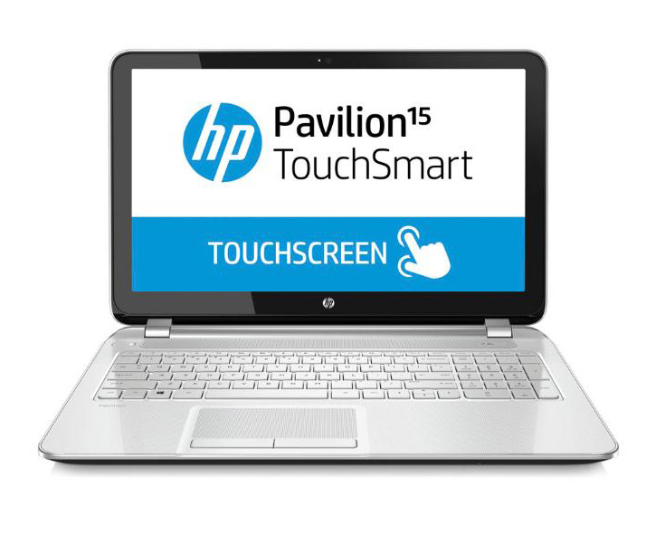 HP pavilion touch smart 4th generation laptop