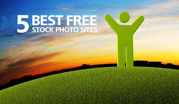 best five free images website lists