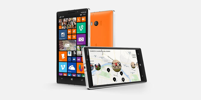 nokia lumia 930 windows phone