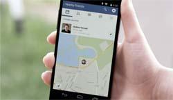 The Facebook Nearby friend Locator