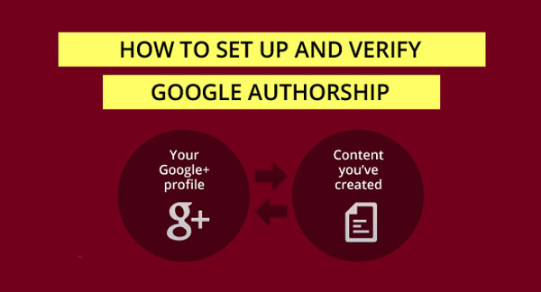verify Google authorship