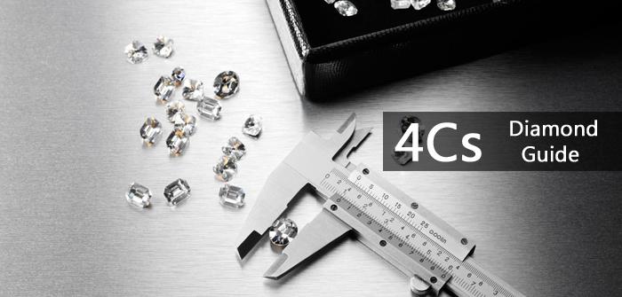 4cs - The complete Diamond Guide