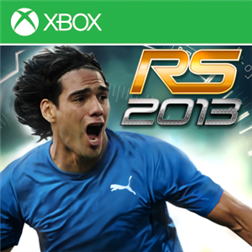 Real soccer 2013 Windows Phone game