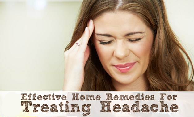 best home treatment for headache