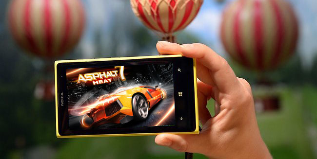 best racing games for windows phone