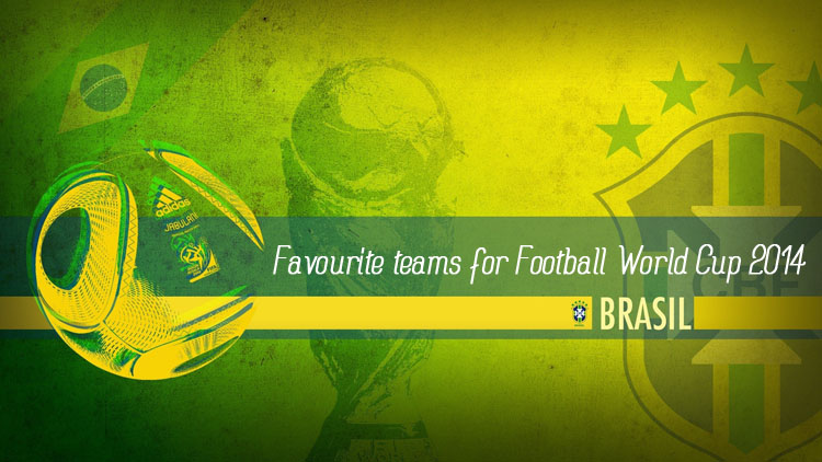 best team for football world cup 2014