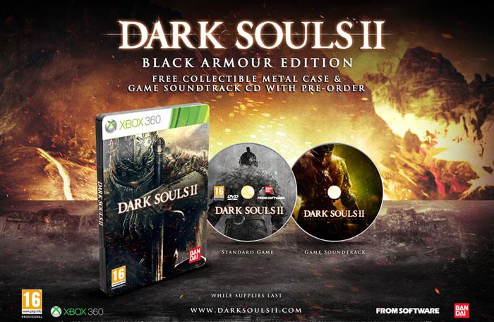 dark soul 2 xbox 360 game