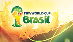 favourite teams for football world cup 2014