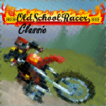 old school of racers - Windows Phone Game