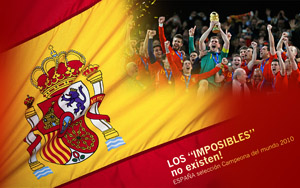 Spain football world cup 2014