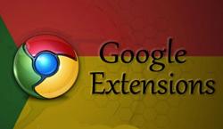 top three Google chrome Extensions
