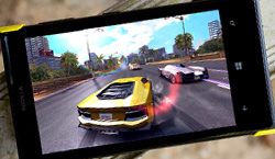 top three windows phone racing games