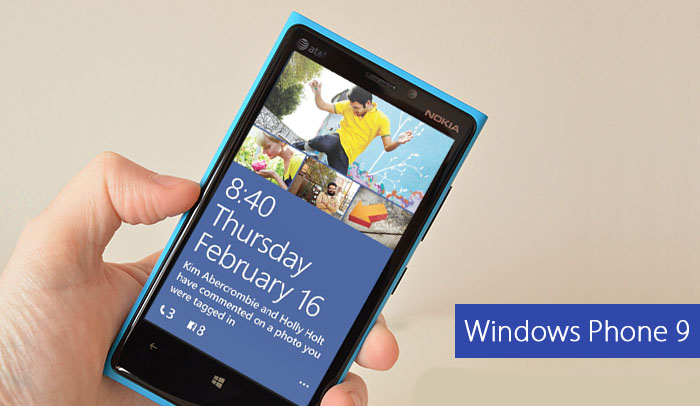 Windows Phone 9 Updates