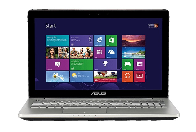 ASUS N550JV 4th Generation Ultrabook