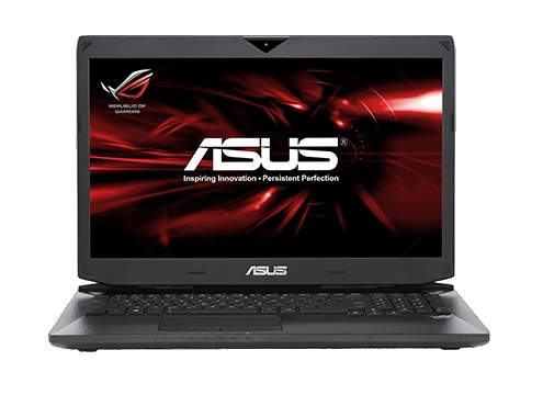 Asus G750JX - 4th Generation Asus Laptop