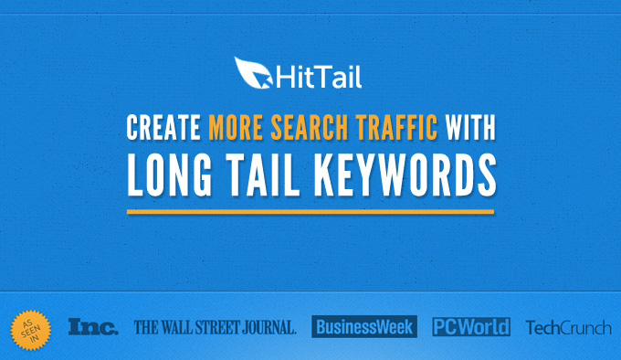 HitTail advance keyword Planner