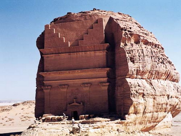 Madain Saley National Historic Park Saudi Arabia