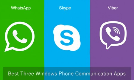 top three windows phone apps