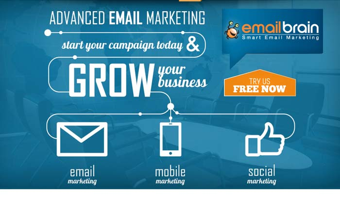 Email Brain Advanced Email Marketing Service