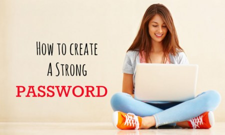 Create Strong Password