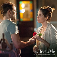 Review of The best of me movie 2014