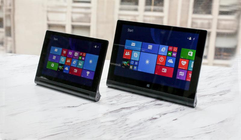 Lenovo Windows Tablets