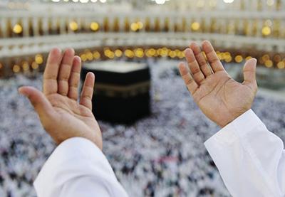 Hajj in Saudia
