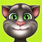 Talking tom for Windows Phone