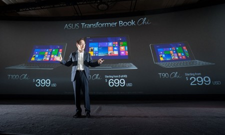 Asus Transformer Book T300 review