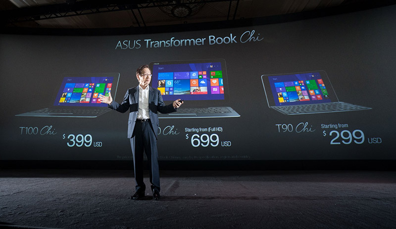 Comprehensive review about Asus Transformer Book T300
