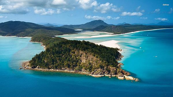 Whitehaven Beach Australis