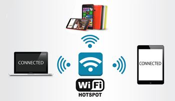 How to use Windows Phone as Mobile Wi-Fi Hotspot