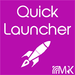 Quick Launcher for Windows Phone