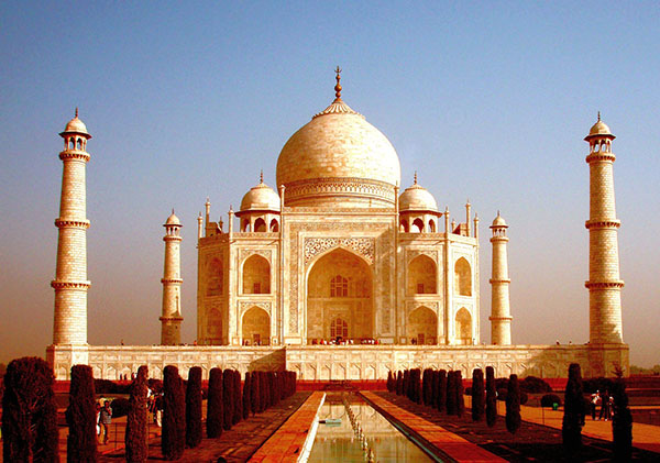 Beautiful Places of world - Taj Mahal