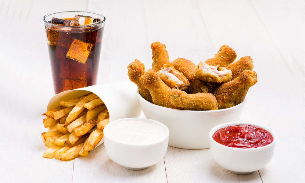 Why you need junk foods