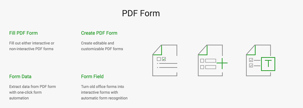 forms data format
